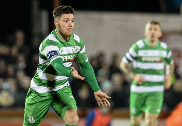 Shamrock Rovers boss Fenlon hails hard-working Miele ...