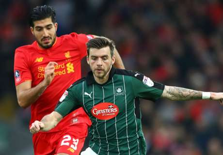 Liverpool bringt Plymouth Geldsegen