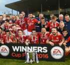 St Pat's win EA Sports Cup