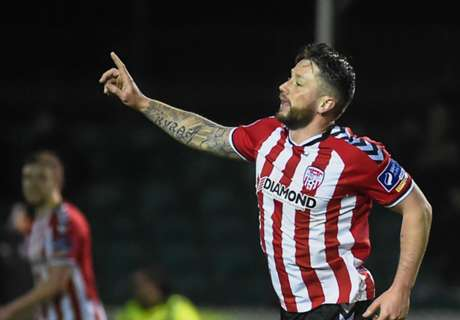 PODCAST: Derry City's Rory Patterson