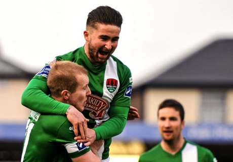 Cork City to face Fulham