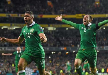 Ratings: Ireland 2-0 Bosnia-Herzegovina