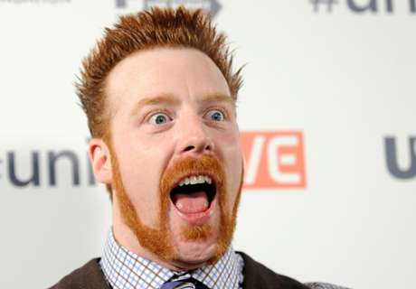 Is Sheamus going to Euro 2016?