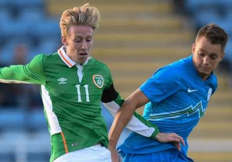 Ireland U21s snatch late win