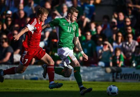 McClean disappointed with Belarus result
