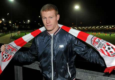 McClean hopes to finish career at Derry