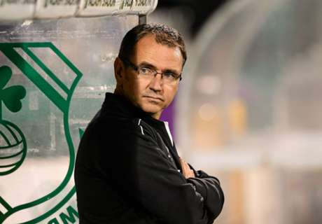 Waterford appoint Fenlon & sign three