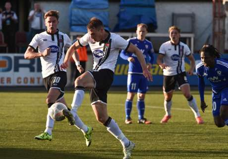 Dundalk held to Champions League draw