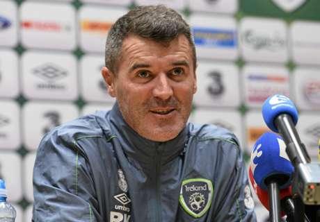 Keane jokes about Saipain