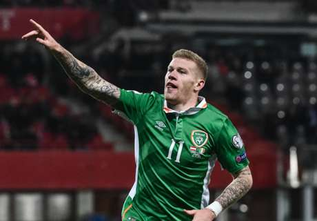 McClean pops up to give Ireland win