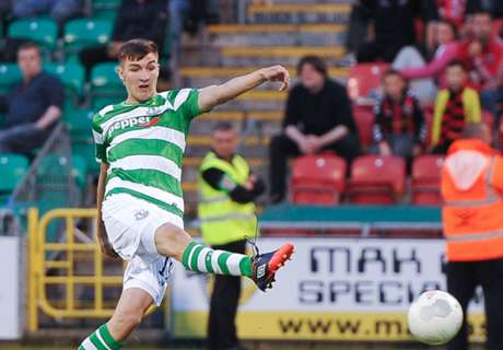 Shamrock Rovers stay in title hunt
