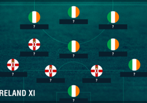 Every now and then the formation of an all-Ireland international team becomes a hot topic, usually when Northern Ireland and the Republic of Ireland are not faring particularly well. Both teams are actually enjoying a decent spell, competing at Euro 20...