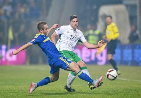 Bosnie-Irlande 1-1 (résumé)