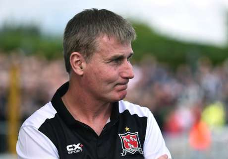 Dundalk take on BATE in Champions League
