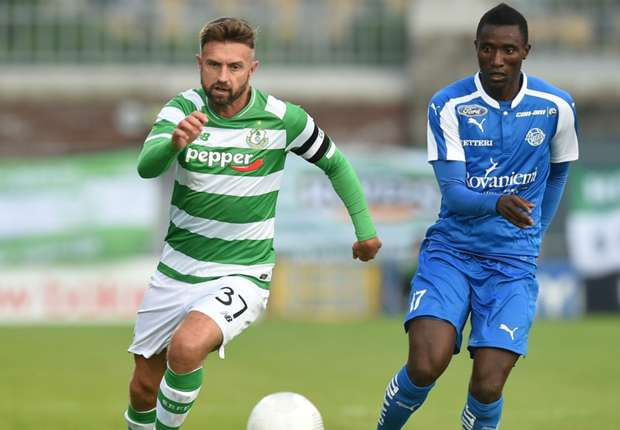 Shamrock Rovers 0 - 2 RoPS Match report - 30/06/2016 UEFA ...