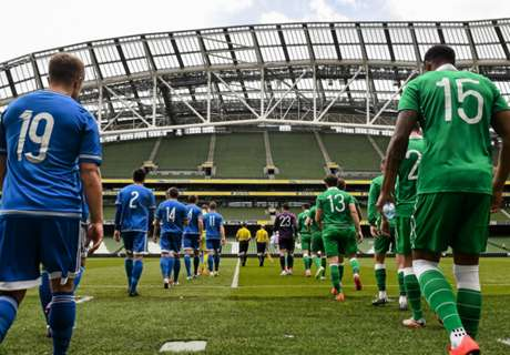 Political party calls for all-Ireland team