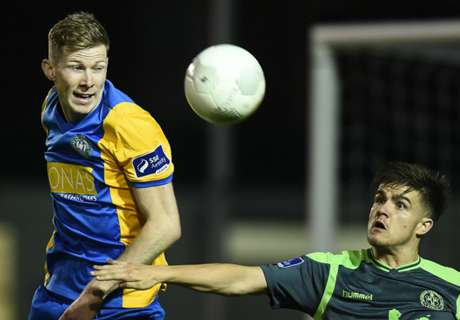 Kevin Lynch signs new Bray deal