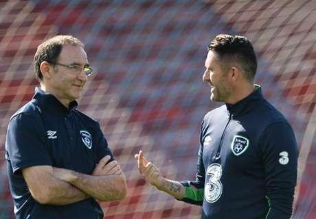 O'Neill announces Ireland squad
