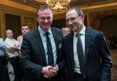 N. Ireland success pleases Magilton