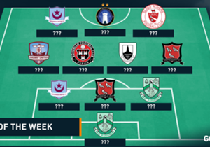 Player from Dundalk, Bray Wanderers and more made this week's League of Ireland Premier Division Team of the Week. Find out who made this cut...