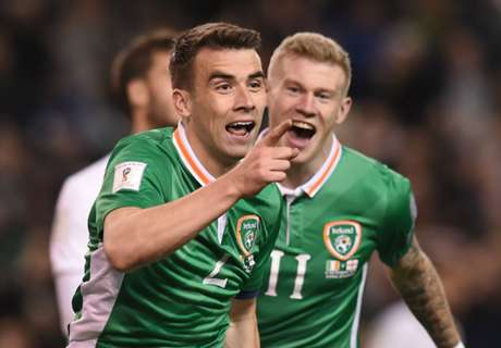 Skipper Coleman ensures Irish get lucky