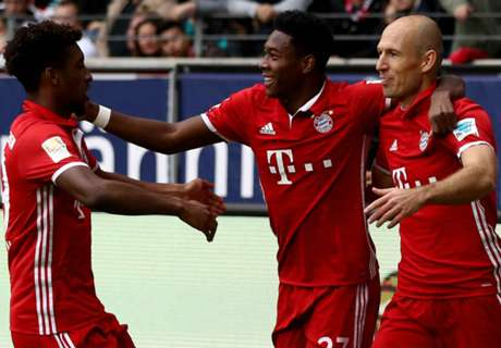 Francfort-Bayern 2-2, résumé de match