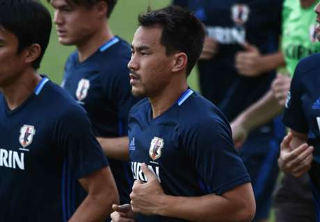 岡崎慎司、連敗中の日本代表に必要なのは「勝つこと」/ロシアW杯アジア最終予選