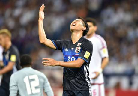 Gol Sah Jepang Diabaikan Wasit