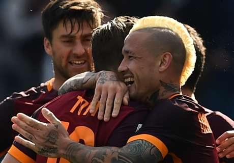 Roma consagró a Juventus