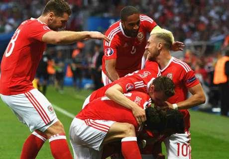 มังกรแดงผงาด! เวลส์ถล่มรัสเซียไม่ยั้ง 3-0 ซิวแชมป์กลุ่ม