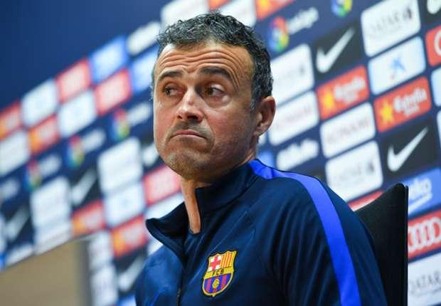 إنريكي: لاعبو برشلونة ليسوا بحاجة للصافرات الآن