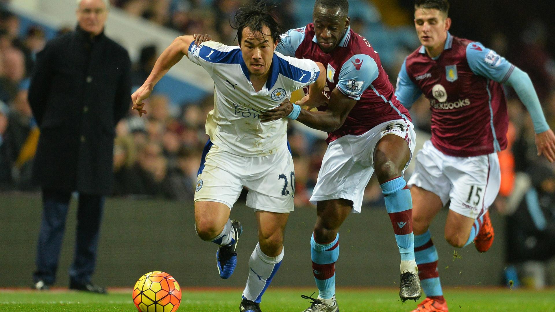 Aston Villa 1 x 1 Leicester: Foxes tropeçam, mas assumem liderança provisória
