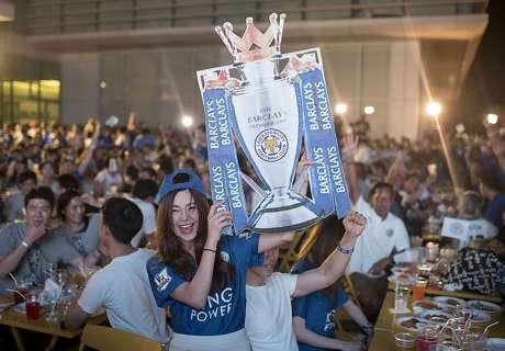 Muito prazer, Leicester