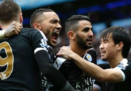 Fantastis, Leicester Bungkam City!