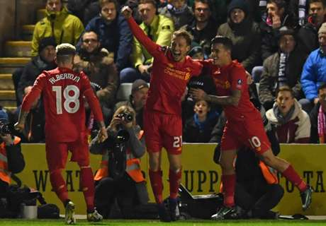 FT: Plymouth Argyle 0-1 Liverpool