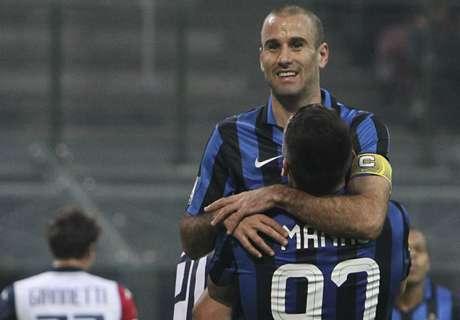 Inter ganó y avanza