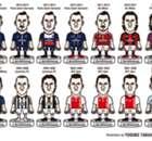 Galería: 35 años de Zlatan