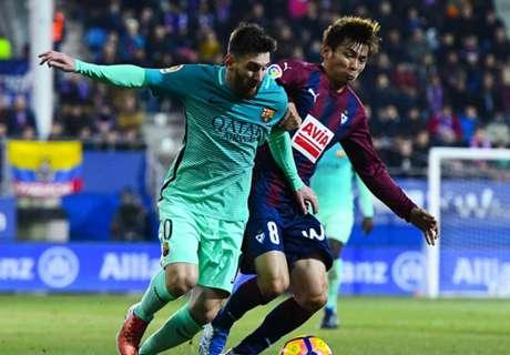エイバル乾にスペイン紙が決定力不足を指摘も「存在感の欠けた選手ではない」