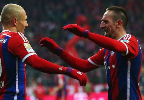 Die größte Herausforderung des FC Bayern