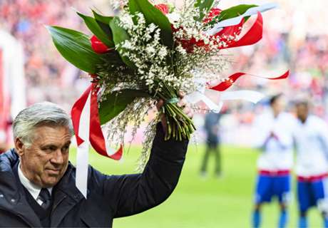 アンチェロッティ、指揮官として1000試合目を大勝で祝う…「完璧な日」とご満悦