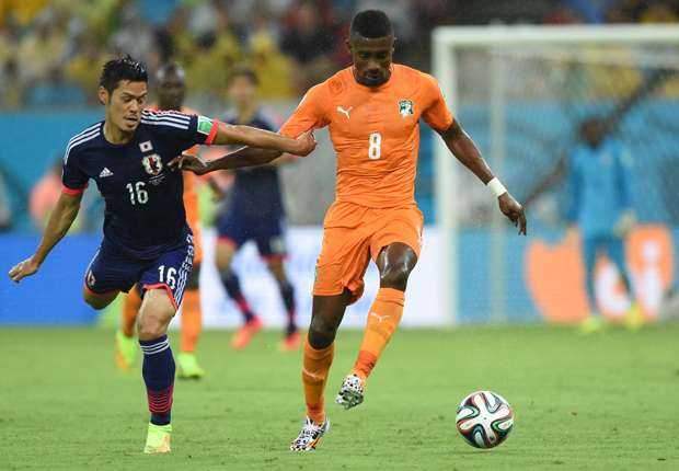 'Netherlands are favourites for the World Cup,' claims Kalou