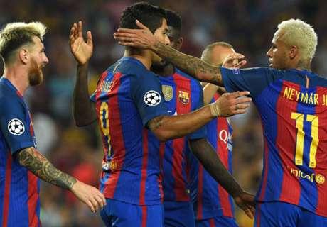 Barca gefordert, Real will oben bleiben
