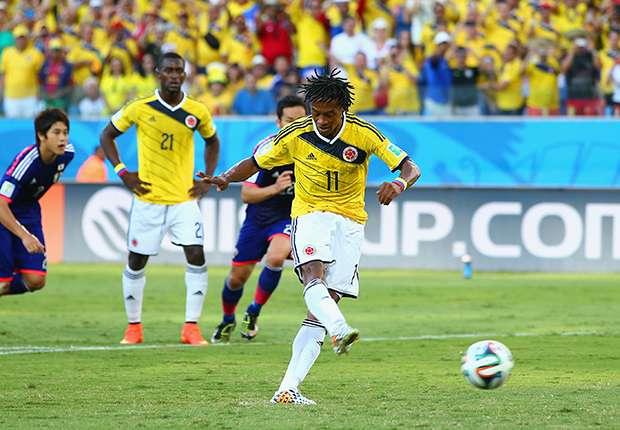 Juan Cuadrado ist nach einer starken WM heiß begehrt