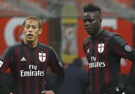 Balotelli pode não jogar mais pelo Milan