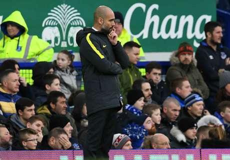 City: Guardiola gibt Titelkampf auf