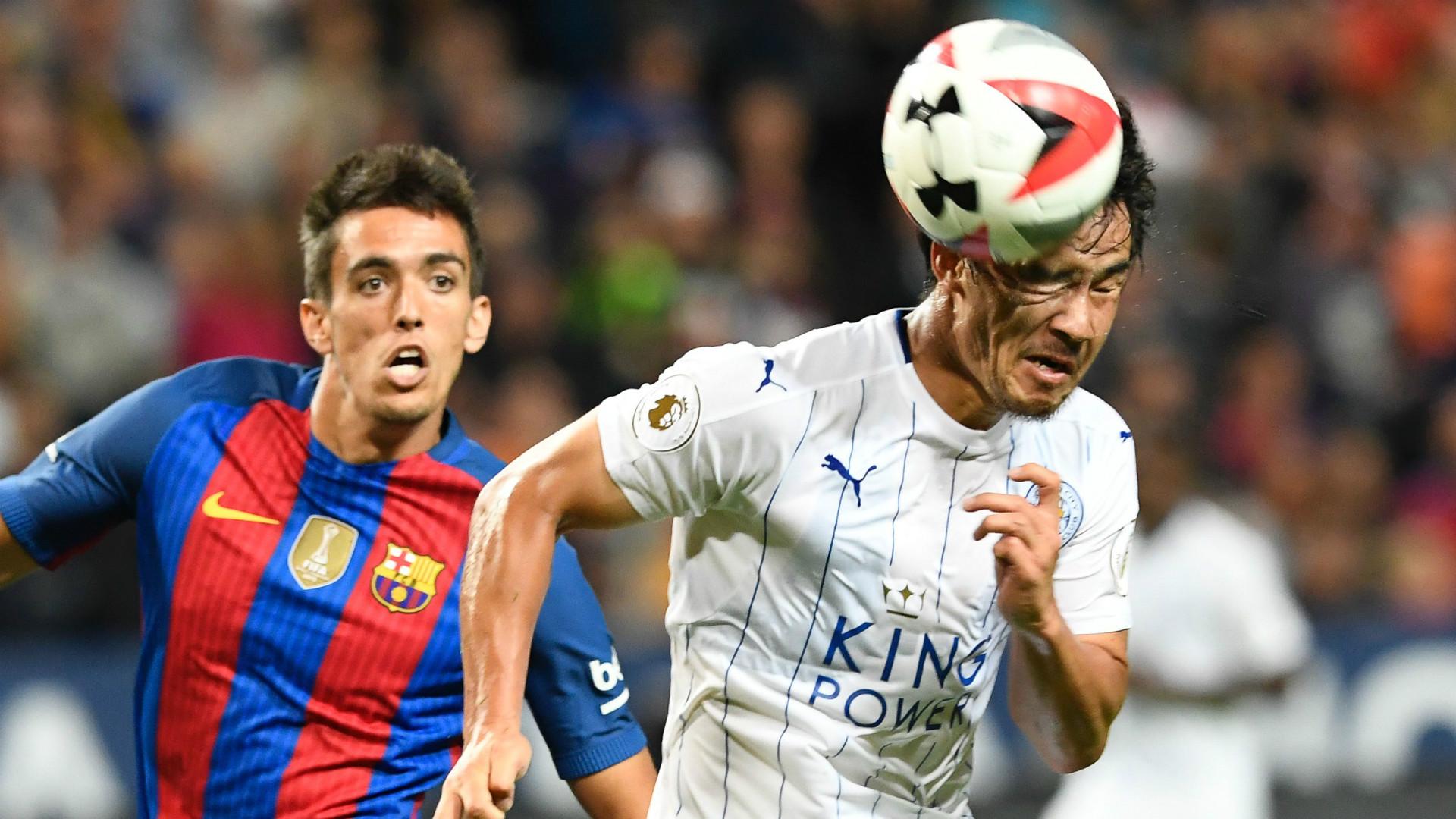 Amichevoli: poker Barcellona, il Leicester si inchina