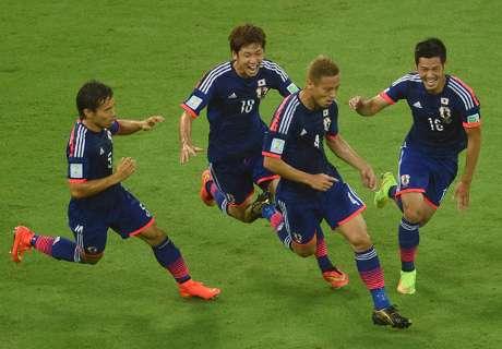 WC프리뷰: 일본 vs 그리스 (C조)