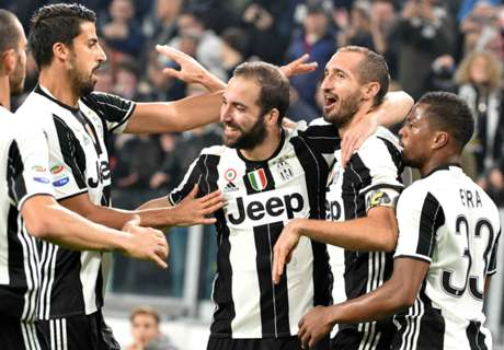 Italiano: Juve segue imbatível!