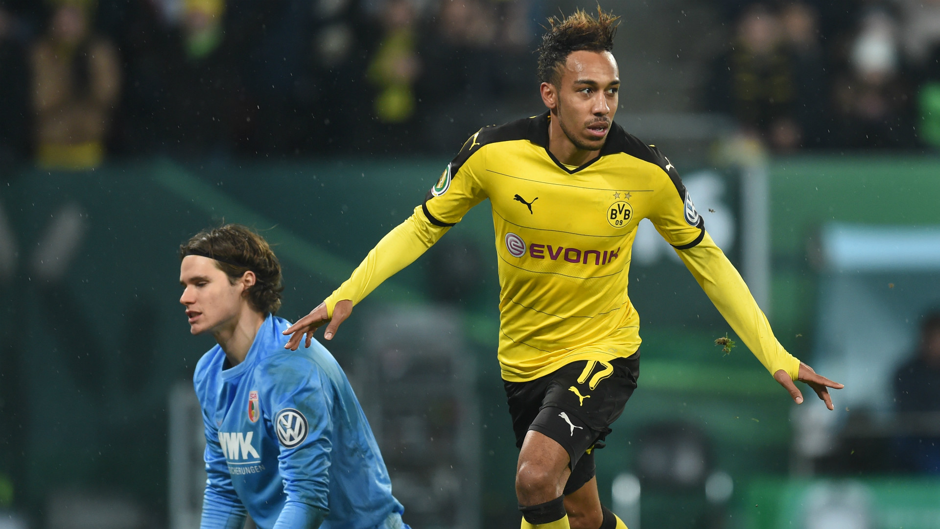 Video: Augsburg vs Borussia Dortmund