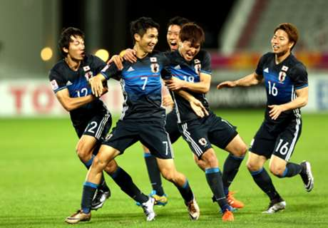 Japan, Korea and Iraq to represent Asia